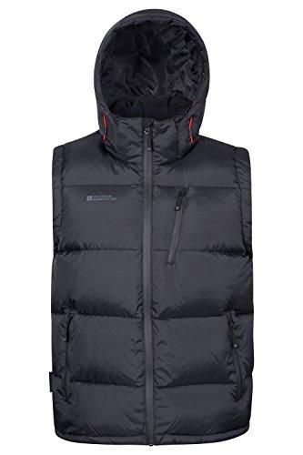 mountain-warehouse-frost-extreme-mens-abajo-acolchada-gilet-negro-large