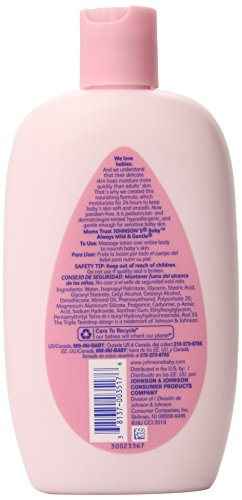 Johnson's Baby Lotion, 15 Ounce