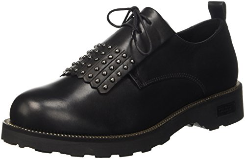 Cult Zeppelin CLE102644, Scarpe Low-Top Donna, Nero, 36 EU