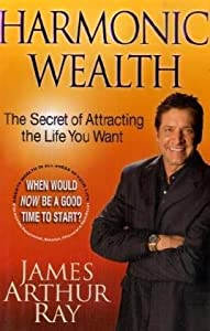 "Cover of ""Harmonic Wealth: The Secret of ..."