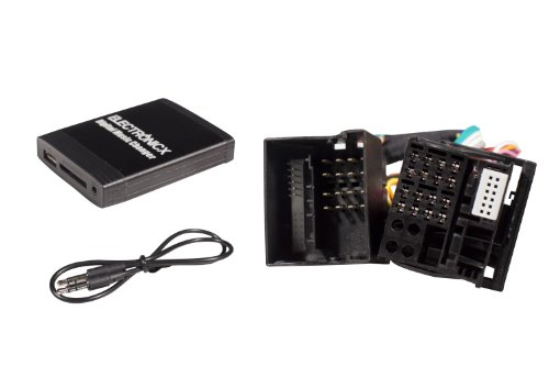 USB-MP3-AUX-SD-CD-Bluetooth-FreisprechanlageFreisprecheinrichtung-Adapter-Wechsler-FRD2-12-Pin-40-Pin