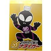 ご当地ヒーロー YAMATO超人ナライガー デフォルメ メモ帳 ゴミミー
