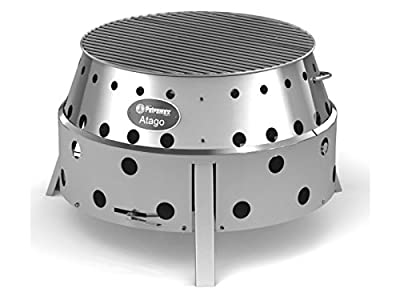 Petromax Atago Fire Pit Stove Bbq by Petromax