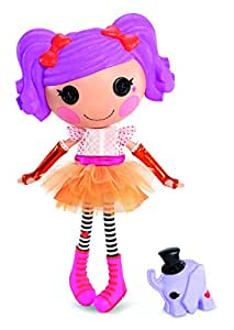 MGA Entertainment Lalaloopsy Doll Peanut Big Top