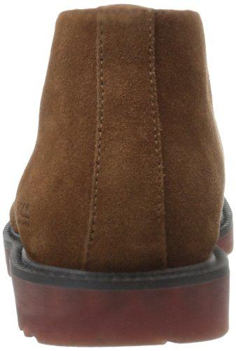 BOSS ORANGE by HUGO BOSS  Newwos Chukka 男款短靴美国亚马逊