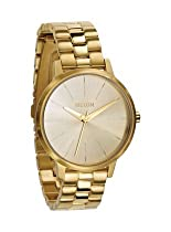 Nixon Kensington Watch - Women's All Gold, One Size