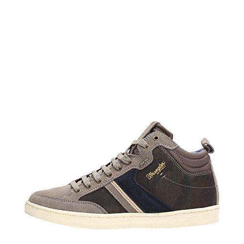 Wrangler WM152101 Sneakers Uomo Crosta Taupe Taupe 44