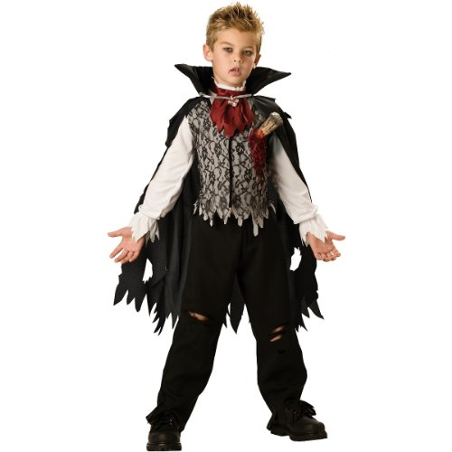 Vampire B. Slayed Costume - Medium