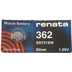 renata SR721SW (362) Battery