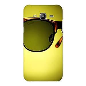 Ajay Enterprises Wo Eye Glass Back Case Cover for Samsung Galaxy J5