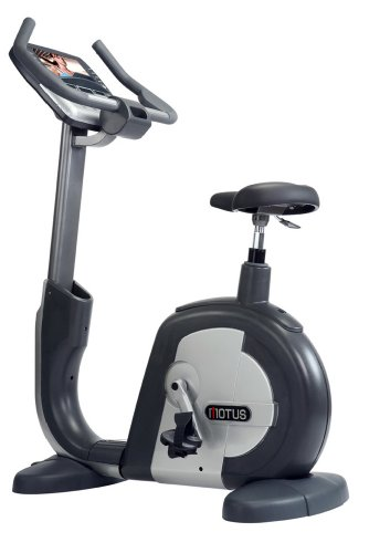 Motus USA M660BUL Upright Exercise Bike  Fully 
