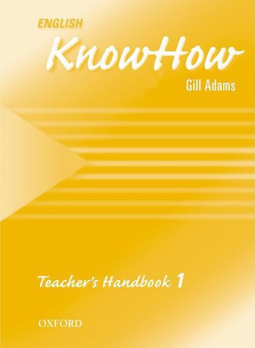 English KnowHow 1: Teacher's Book: Teacher's Book Level 1