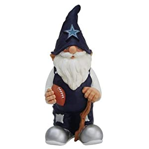 NFL Dallas Cowboys Garden Gnome by Forever Collectibles