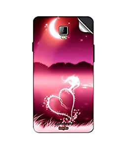 instyler MOBILE STICKER FOR COOLPAD 8705