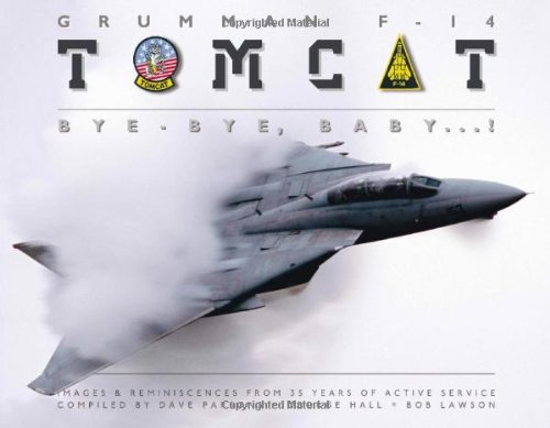 Grumman F-14 Tomcat: Bye - Bye Baby...!: Images & Reminiscences From 35 Years of Active Service PDF