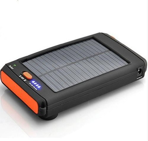 Sococo (TM) 11200mAh Solar Panel Charger for Smartphones, Laptop, Camera