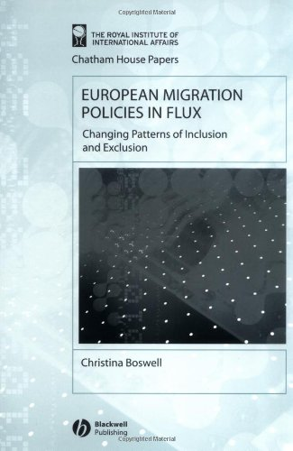 European Migration Policies in Flux: Changing Patterns of...