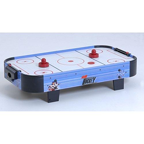 Garlando Games Air Hockey Ghibli bianco/azzurro