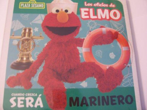 Plaza Sesamo Los Oficios de Elmo Libro del Rompecabezas ~ Marinero (Puzzle Book)