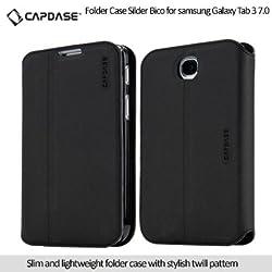 Capdase Folder Case Sider Baco For Galaxy Tab-3 7 Inch FCSGT210-1B11
