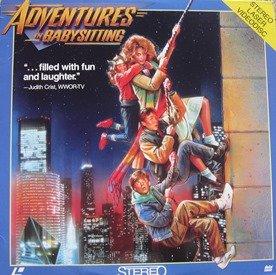 Amazon Com Adventures In Babysitting Laserdisc Full