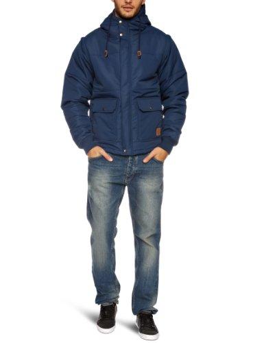 SANTA CRUZ Torrance Men's Jacket Indigo X-Large