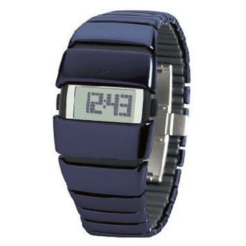 Amazon.com: Nike Hammer Blue Unisex Watch WC0021-401: Nike