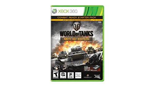 Review World of Tanks-X360 Xbox 360 English US NTSC DVD - Xbox 360