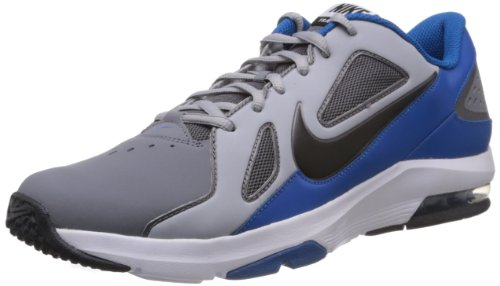Nike Men's Air Max Crusher Cool Grey,Black,Military Blue,Wolf Grey  Outdoor Multisport Training Shoes -11 UK/India (46 EU)(12 US)  available at amazon for Rs.3695
