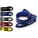 Jazooli Cycling Bike Bicycle Quick Release QR Alloy Seat Post Clamp
