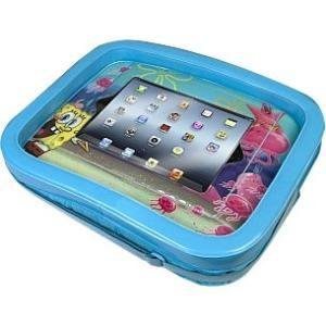 Cta Digital Nic-Sit Spongebob Tray For Ipad front-1011847