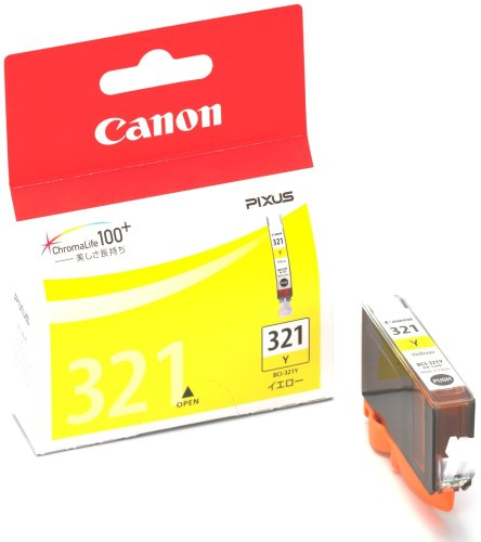 Canon ink tanks BCI-321Y yellow