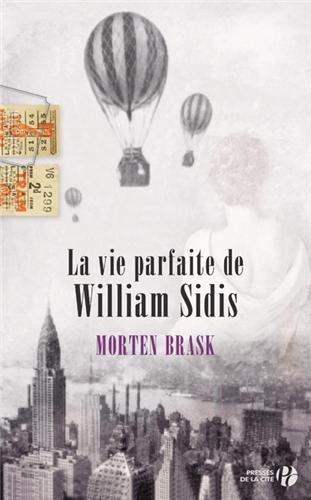 La vie parfaite de William Sidis 418hBQTthIL
