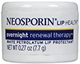 Neosporin Lip Health Overnight Renewal Therapy (Quantity of 6)