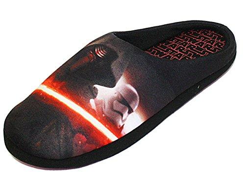 Star Wars - Pantofole Ragazzi Unisex adulti uomo donna , multicolore (Multicoloured), M (43 EU-44 EU)