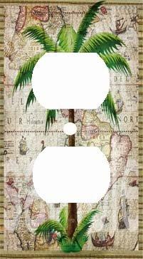 Palm Tree Lighting front-425390