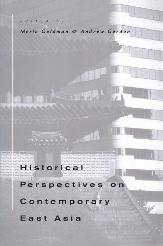 Historical Perspectives on Contemporary East Asia