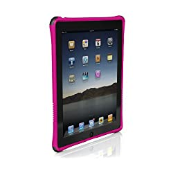 Ballistic LS TPU Case for iPad 2/3/4 - Hot Pink (LS0927-M695)