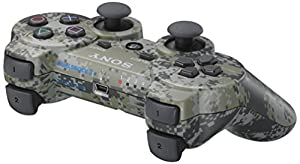 PlayStation 3 - DualShock 3 Wireless Controller, Camouflage