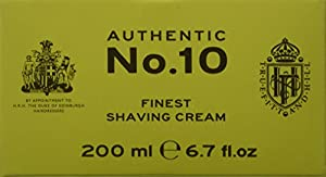 Truefitt & Hill No 10 Finest Shaving Cream (200 ml)
