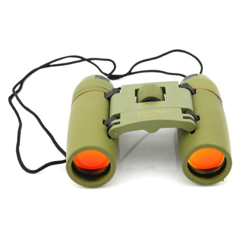 Likme@Sakura Binocular Day Low-light Night-vision Binocular Telescope Folding 30 X 60 126m/1000m