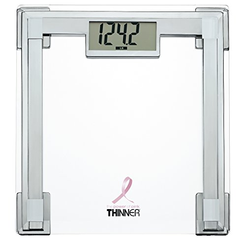 Thinner Glass Digital Precision Scale