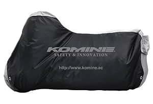 コミネ KOMINE AK-100 スポーツ バイクカバー ブラック L 09-100