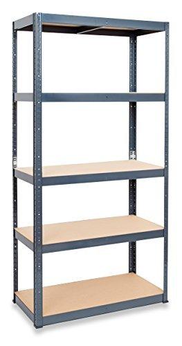 450mm-deep-storalexr-garage-shelving-racking-unit-265kg-udl-free-mallet