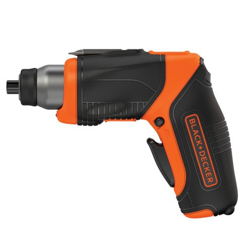Find Bargain BLACK+DECKER BDCS40BI 4V MAX Lithium Pivot Screwdriver