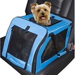 Pet Gear Car Seat & Carrier for cats and dogs up to 20-pounds