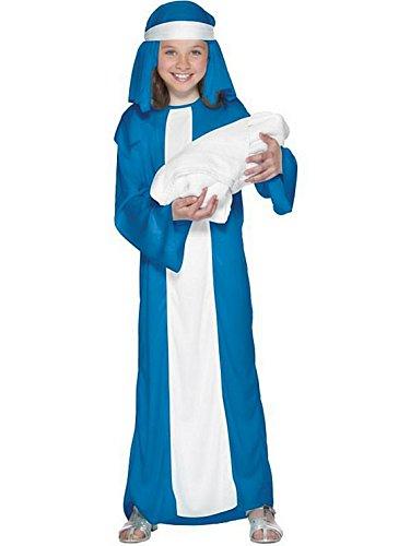 girls-mary-nativity-christmas-fancy-dress-costume-size-large-10-12-years