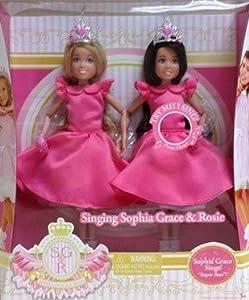 Amazon.com: SINGING SOPHIA GRACE & ROSIE DOLLS: Toys & Games