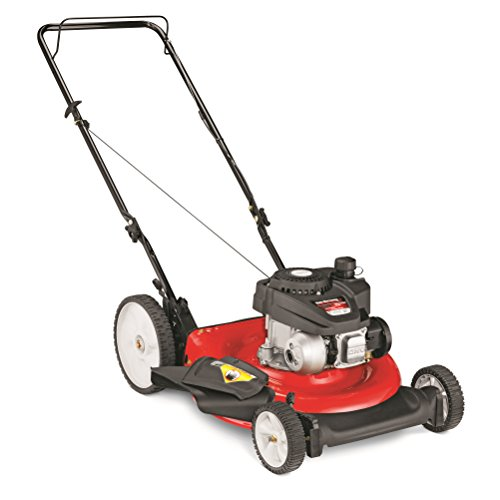 Yard Machines 11A-B0S5700 140cc Push Mower, 21-Inch picture