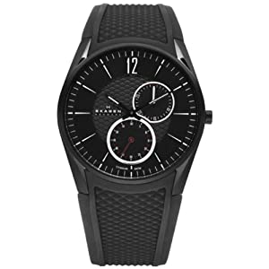 Skagen 435xxltbrb Titanium Mens Watch
